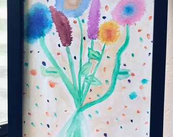Funky Floral Prints