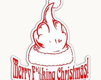 Merry F*%king Christmas