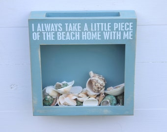Seashell Collector Box