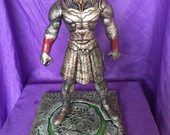 Justice League Steppenwolf diorama