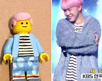 BTS Legos