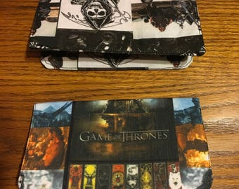 Sons of Anarchy OR Game of Thrones - Checkbook Cover