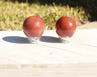 Red Jasper Crystal Ball|Healing Crystals|Stones|Crystals and Stones|Crystal Grid|Sphere|Crystal Ball|Reiki|Gemstone