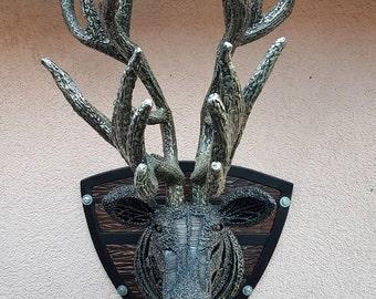Metal Deer #1