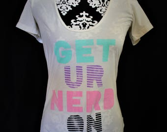 Get Ur Nerd On T-shirt