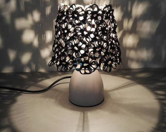 Bedside lamp 200 strips of cans!