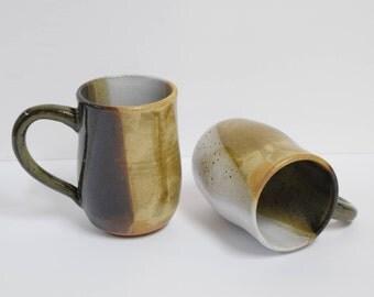 Stoneware Pottery Mug, 10oz