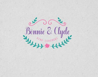Custom Designed Digital Wedding Monogram Design, Wedding Logo, Wedding Gobo, Digital Wedding Monogram Printable, Logo Design for your Event