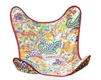 Replacement Cover For Butterfly Chair   Boho Chair Handmade With Indian  Kantha Fabrics