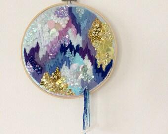 Dreamscape Original Embroidery 20cm