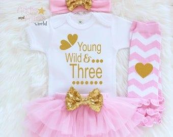 3rd Birthday Girl, It's My 3rd Birthday, Third Birthday Outfit Girl, 3rd Birthday Outfit Girl, Three Birthday Outfit, 3 Birthday Shirt 3B5P