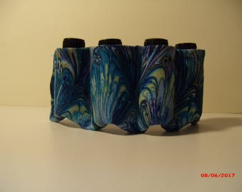 Pretty. Padded Essential oil and Nail Polish holder.