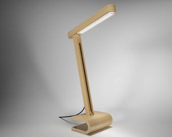 office desk lamp wood