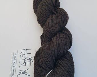 Recycled Extra Fine Merino and Silk Yarn - Sport Weight