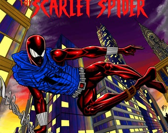 Ben Reilly: The Scarlet Spider