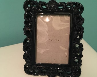 Navy Blue Small Picture Frame