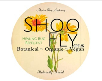 Chemical Free Bug Repelant, All Natural Organic Insect Repelant