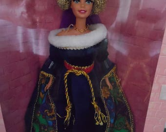Medieval Lady Barbie from Great Eras Collection 1994