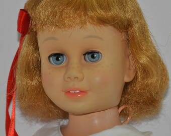 vintage chatty cathy completely restored