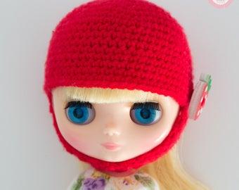 Blythe Middie Hat red strawberry