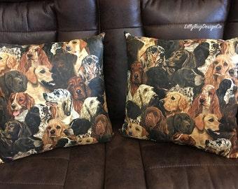 Man Cave Decor Pillows