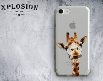 Giraffe phone case iphone 7 case iphone 6 case giraffe iphone 6 plus case giraffe iphone case iphone case iphone 7 plus case iphone 8 case