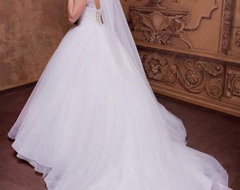 Princess Bridal Gown, Ball Gown