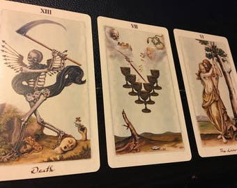 3-Card Tarot Reading