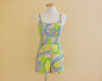 Gabar Sunsuit - late 1950's early 1960's