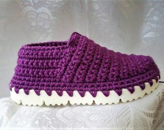 crochet espadrilles etsy. Black Bedroom Furniture Sets. Home Design Ideas