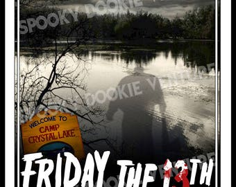 Friday The 13th (1980) 11x17 Poster