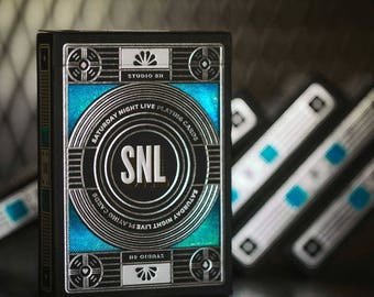 Saturday Night Live Playing Cards - More Cowbell