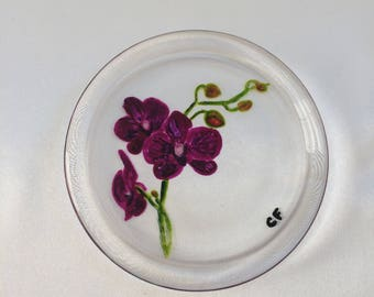 """Candle holder """"Orchid"""""""
