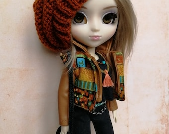 Pullip doll jacket set