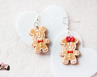 Christmas Soundtrack - Gingerbread mouse Mr Mrs