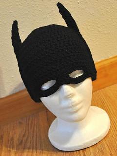 crochet batman hat bc7d2240cb9
