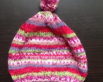 Kids wool hat