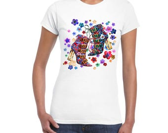 Shoes Lovers T-Shirt...!