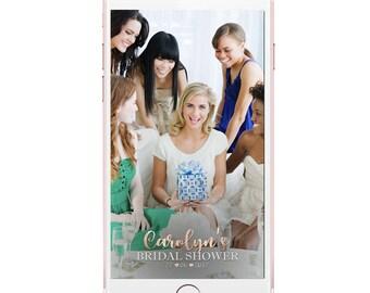 Snapchat Geofilter Bridal Shower, Bridal Shower Filter, Bridal Snapchat Filter, Bridal GeoFilter, Bridal Shower Snapchat, Bridal Geofilter