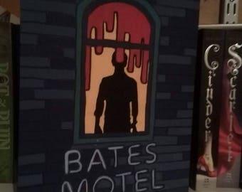Bates Motel Painting