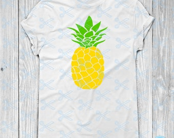 Pineapple SVG, DXF, PNG, Eps Cutting Files, pineapple frame svg, be a pineapple, be a pineapple svg, pineapple digital, aloha svg