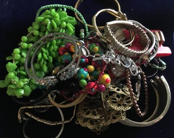 Destash Lot of Bracelets