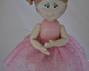 Personalized Princess figurine