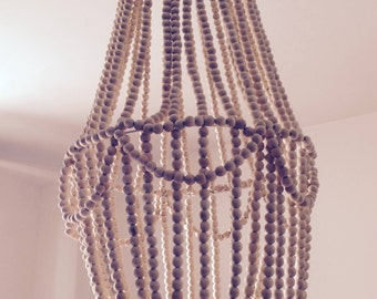 Luster beads