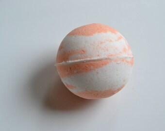 Orange Dreamsicle Bath Bomb