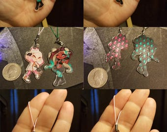 Pearl and Marina Charms