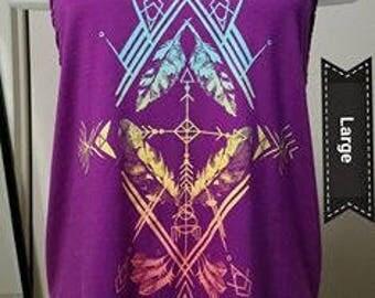 Sleeveless Shirt - Large