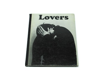 1968 Lovers Terra Magica Hardcover. RARE! Photography / Poetry / Love.