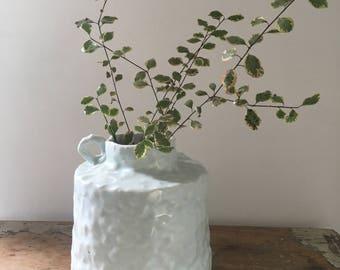 Ceramic Jug Flower Vase
