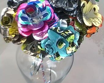 Dozen Can Roses